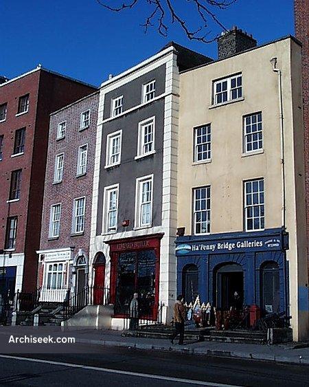 1760s – Hapenny Bridge Galleries, No.15 Bachelors Walk, Dublin
