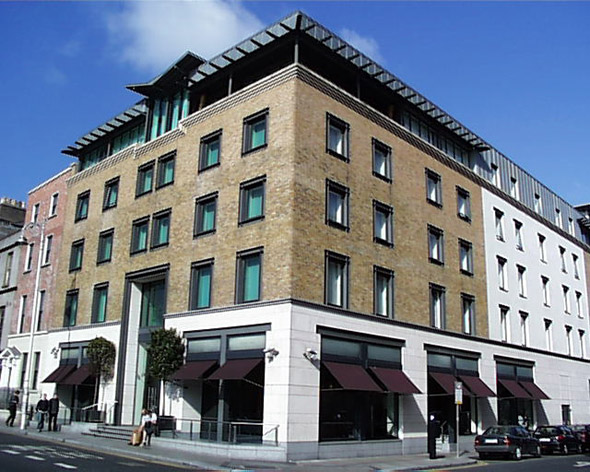 1999 – Morrison Hotel, Ormond Quay, Dublin