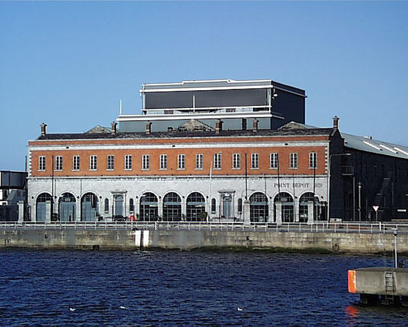 1878 &#8211; Point Depot, North Wall Quay, Dublin