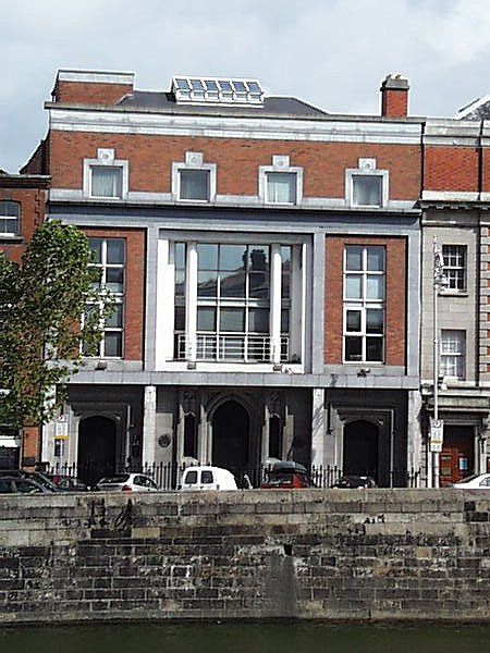 1989 – Offices, Upper Ormond Quay, Dublin