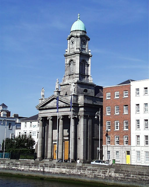 1837 &#8211; St Paul&#8217;s Church, Arran Quay, Dublin