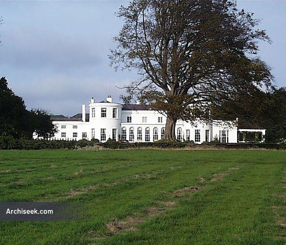 1776 – American Ambassador's Residence, Phoenix Park, Dublin