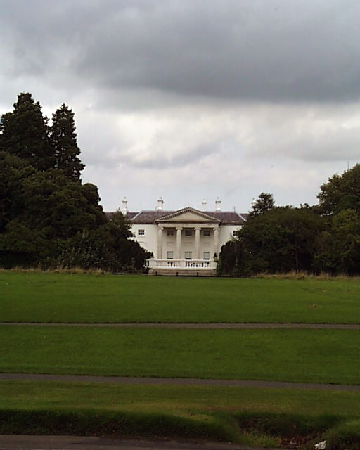 1751 &#8211; Aras an Uachtarain, Phoenix Park, Dublin