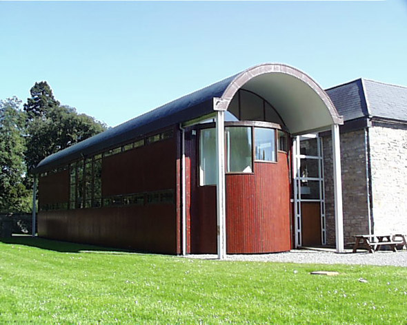 1992 &#8211; Ashtown Visitor Centre &#038; Castle, Phoenix Park, Dublin