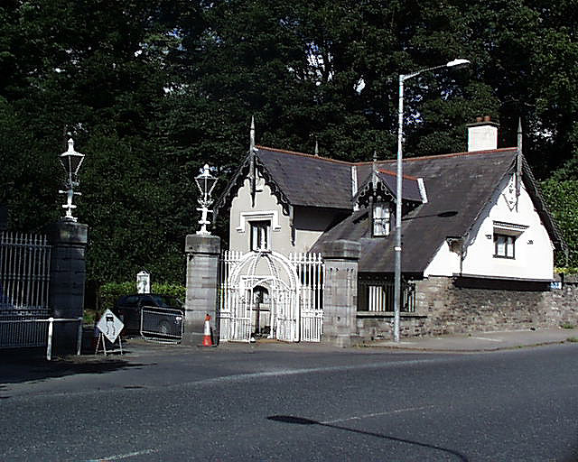 1840 &#8211; Islandbridge Gate Lodge, Phoenix Park, Dublin