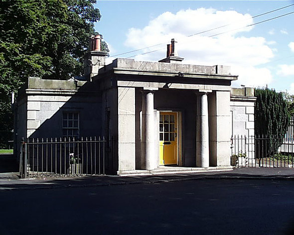 1833 &#8211; Chapelizod Gate Lodge, Phoenix Park, Dublin