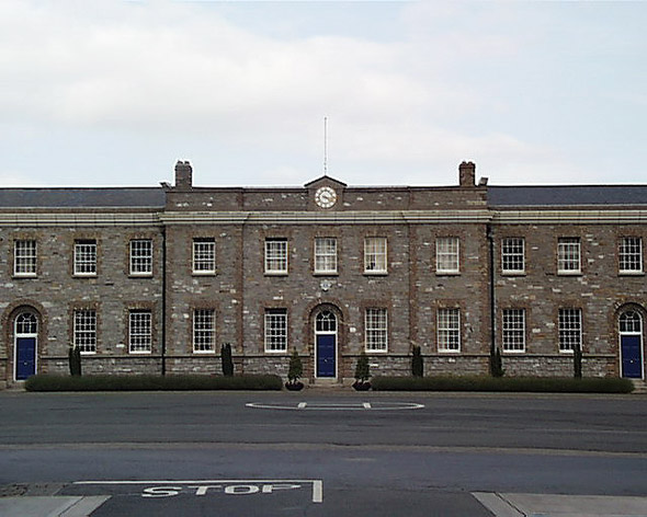 1842 &#8211; Garda Headquarters, Phoenix Park, Dublin
