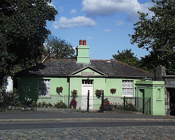 1811 – Main Entrance, Phoenix Park, Dublin