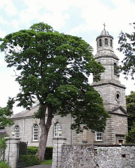 1771 &#8211; Royal Hibernian Military School Chapel, Phoenix Park, Dublin