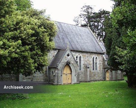 1850 – Chapel, St Mary's Hospital, Phoenix Park, Dublin