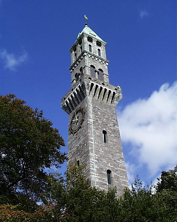 1880 – Water Tower, Phoenix Park, Dublin