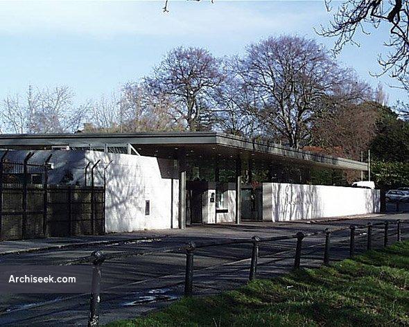 1999 – Dublin Zoo Entrance, Phoenix Park, Dublin