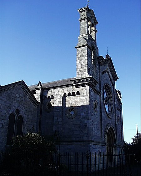 1860 &#8211; Sandford Road Church of Ireland, Ranelagh, Dublin