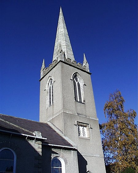 1795 – Church of Ireland, Rathfarnham, Co. Dublin
