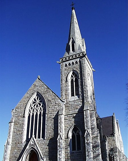 1862 – Christ Church Presbyterian, Rathgar, Dublin