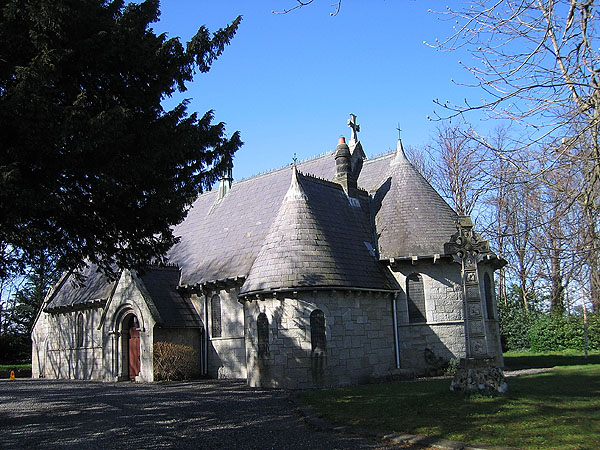 1863 &#8211; Church of Ireland, Rathmichael, Co. Dublin