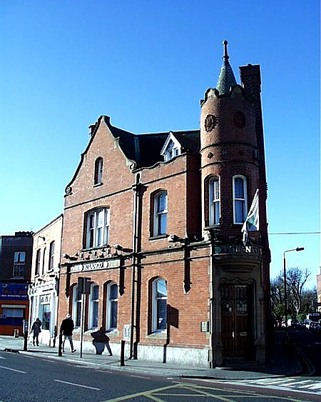 1901 &#8211; Former Trustee Savings Bank, Rathmines, Dublin