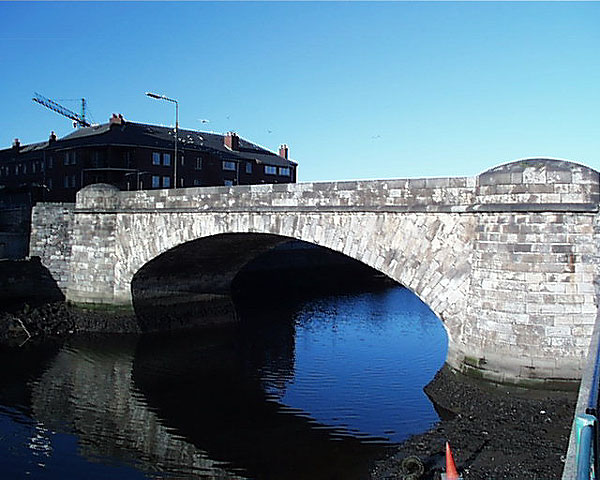 1788 &#8211; Dodder Bridge, Ringsend, Dublin
