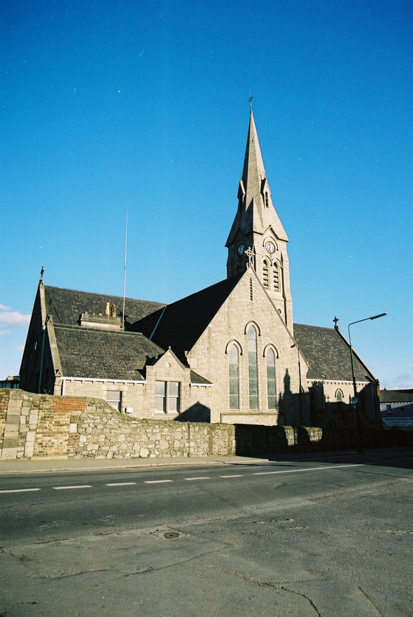 1916 &#8211; St Patrick&#8217;s Church, Ringsend, Dublin