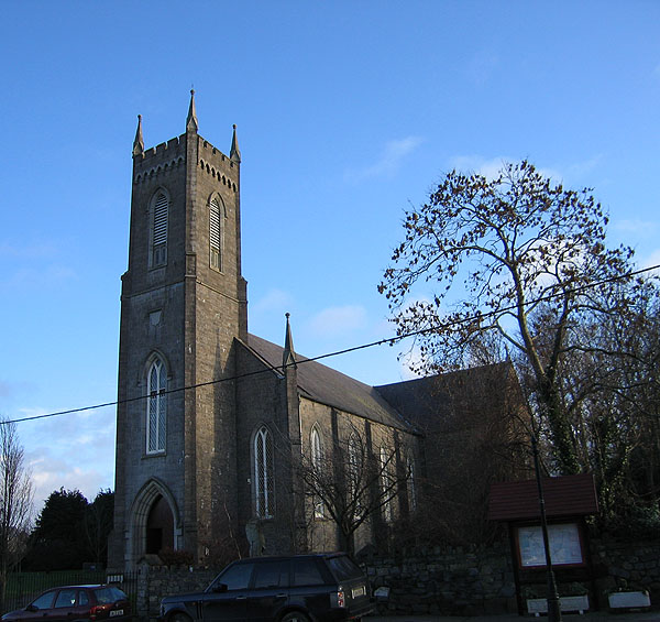 1849 – St. Mary's Church, Saggart, Co. Dublin