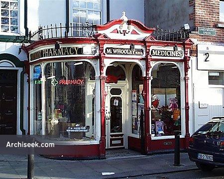 1900 – Whooley's Pharmacy, Sandymount, Dublin
