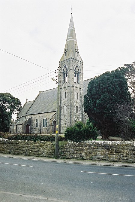1865 – Church of Ireland, Skerries, Co. Dublin