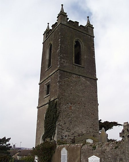 1790 – Ruined Church of Ireland, Skerries, Co. Dublin