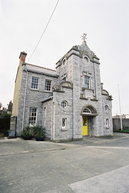 1910 – Carnegie Library, Skerries, Co. Dublin