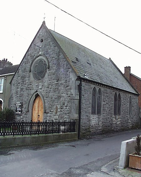 1872 &#8211; Methodist Church, Skerries, Co. Dublin
