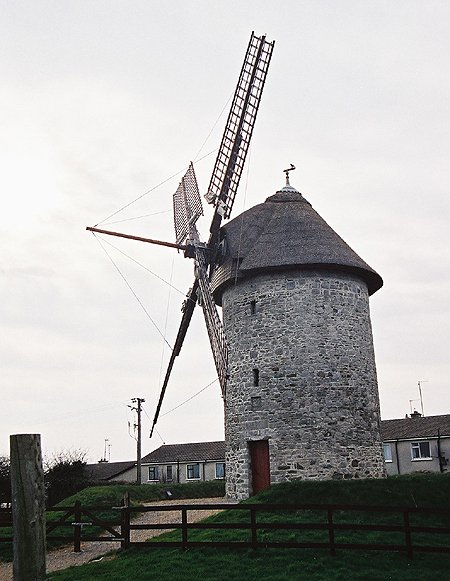 1525 – The Small Windmill, Skerries, Co. Dublin