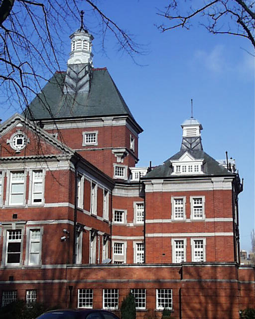 1901 – Royal Victoria Eye and Ear Hospital, Adelaide Road, Dublin