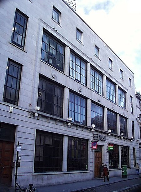 1948 &#8211; Post Office, Andrew Street, Dublin