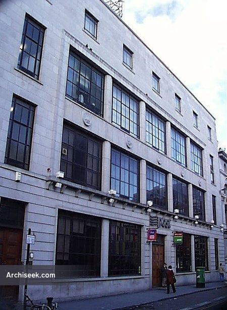 1948 – Post Office, Andrew Street, Dublin