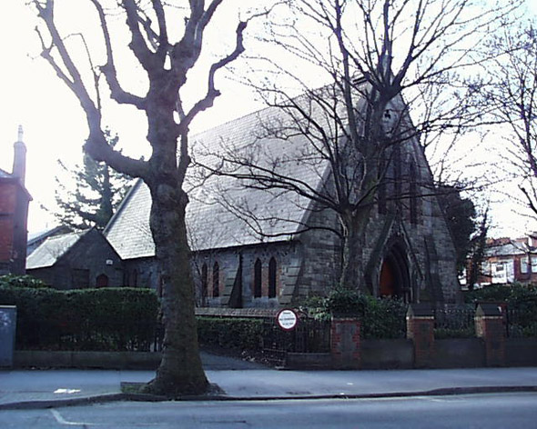 1863 – St. Finian's Lutheran Church, Adelaide Road, Dublin