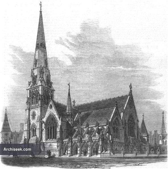 1862 – Former St. Andrew's Church, Andrew Street, Dublin