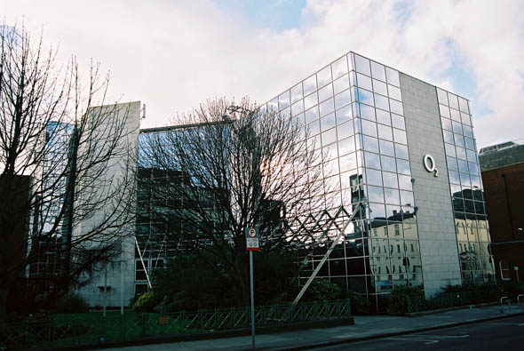 1978 &#8211; O2 (Formerly Bord na Mona), Baggot Street, Dublin