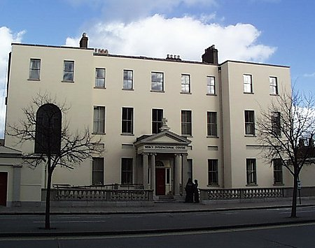 1827 – Mercy International Centre, Baggot Street, Dublin