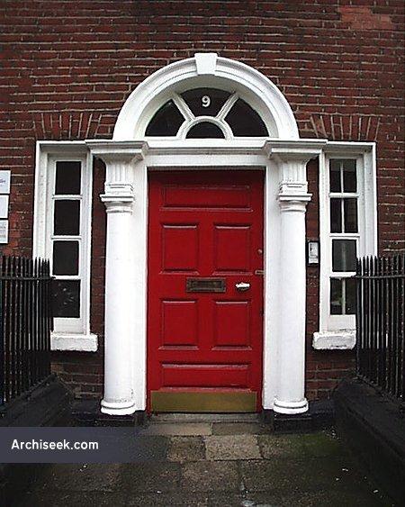 1760s – Clare Street, Dublin