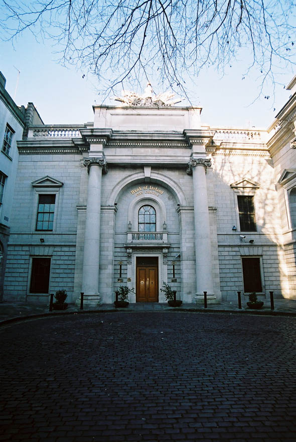 1811 – Former Central Bank, Foster Place, Dublin