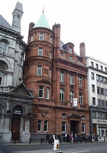 1893 – Former Bank, College Green, Dublin