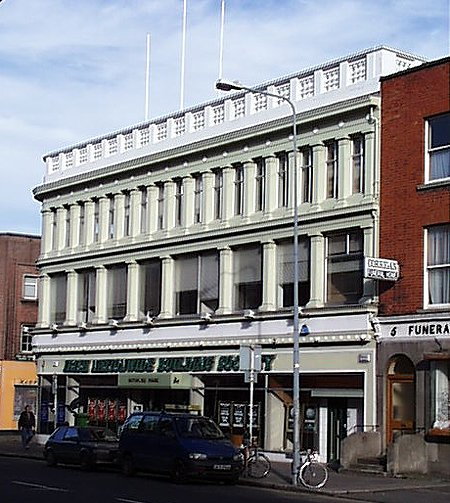 1927 &#8211; Former Gorevan&#8217;s Department Store, Camden Street, Dublin
