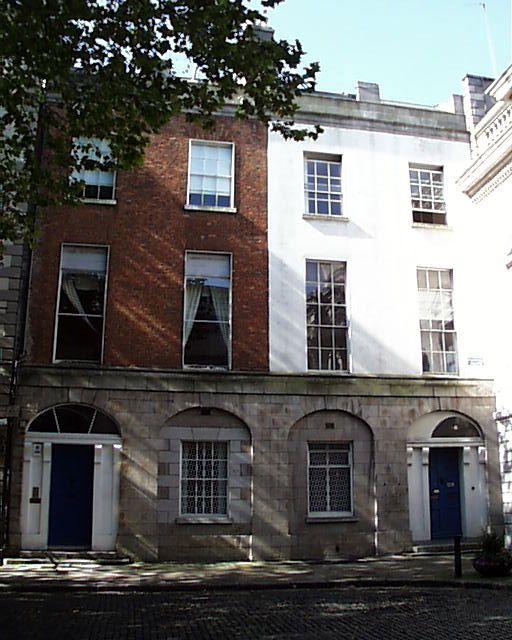 1821 &#8211; Houses, Foster Place, Dublin