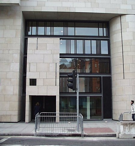 2002 &#8211; National Gallery of Ireland Millennium Wing, Clare Street, Dublin