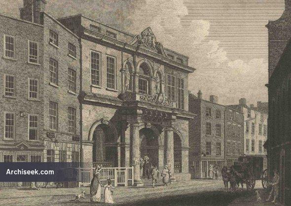 1682 – Tholsel, Dublin