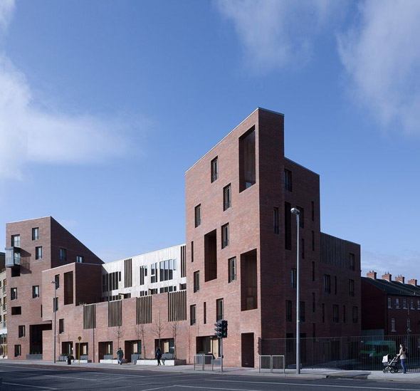 2009 &#8211; Timberyard Social Housing, Dublin