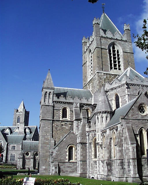 1172 – Christ Church Cathedral, Dublin