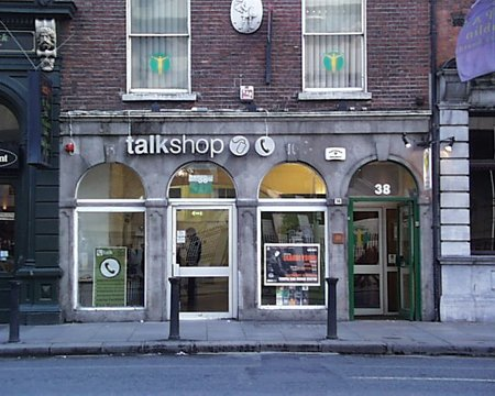 1790 – No. 38 Dame Street, Dublin
