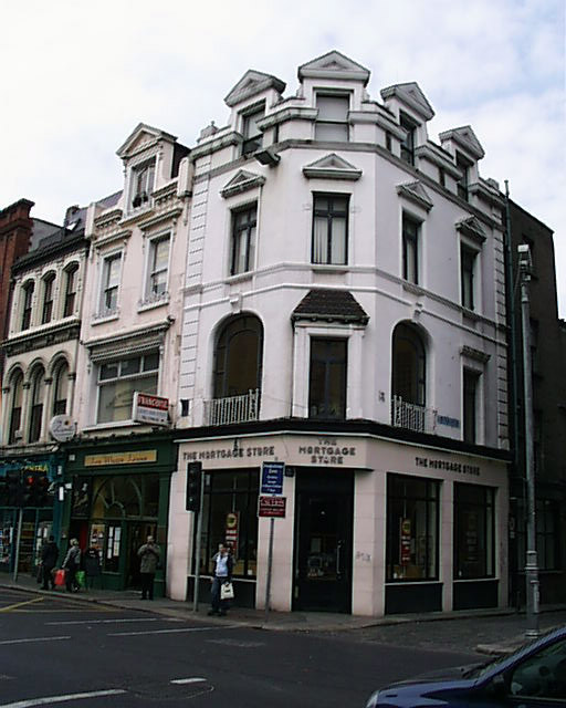 1888 &#8211; No.54 Dame Street, Dublin