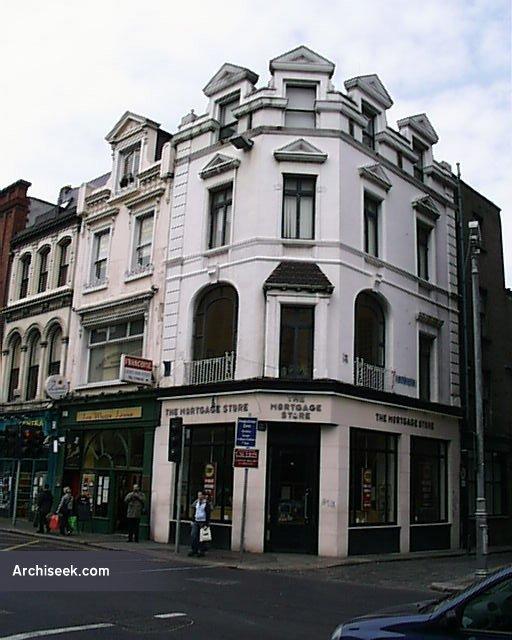 1888 – No.54 Dame Street, Dublin
