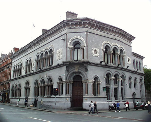 1877 &#8211; Allied Irish Bank, Dame Street, Dublin